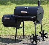 BBQ smoker Large_5
