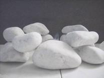Witte stenen (per 10)